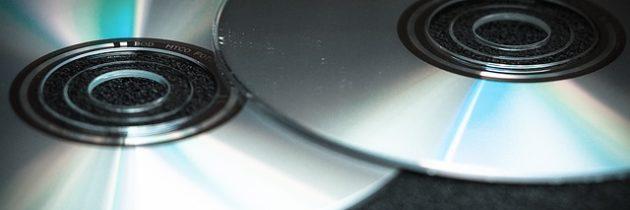 Как создать меню диска?